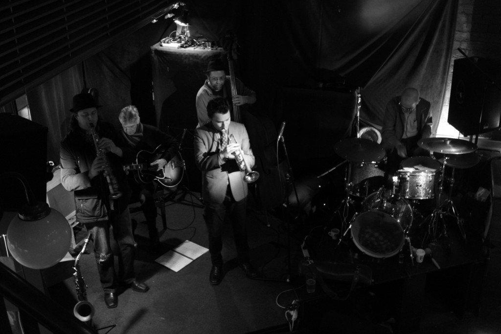 Virus Quintet Live @ Grumpys' Green