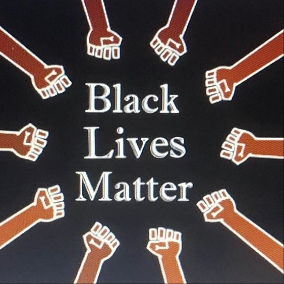 Black Lives most definitely do Matter, to my life